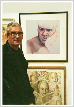 Omar at the RWA by Arist Richard Tomlin